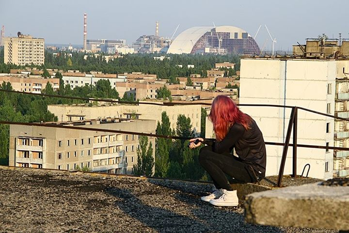 Chernobyl and Pripyat, Ukraine
